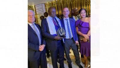 Côte d'Ivoire: L'ambassadeur Sidiki Sangaré reçoit le prix du meilleur promoteur de l'intégration Africaine