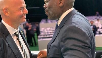 Côte d'Ivoire: Election à la FIF,  une rencontre entre  Sidy  et la FIFA a eu lieu mercredi à Zurich, ce qui aurait été décidé