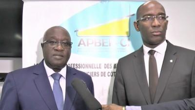 Côte d'Ivoire: Dispositif de gestion concertée des Fonds des Clients des Notaires logés dans les banques, Lassina Fofana échange avec l'APBEF-CI