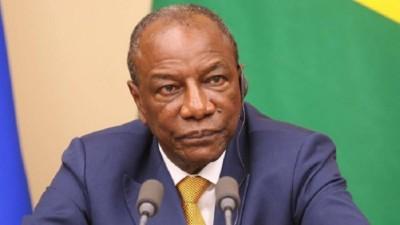 Guinée: Alpha Condé annonce  un projet de nouvelle Constitution