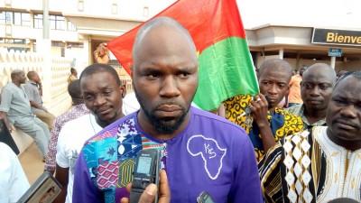 Burkina Faso: Kémi Séba placé en garde à vue à Ouagadougou pour « injure » et « démoralisation »