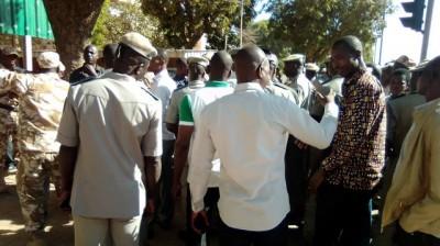 Burkina Faso: Manifestation de policiers pour dénoncer un blocage de leur revalorisation salariale