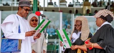 Nigeria: Buhari répètera à l'infini, non à un 3e mandat