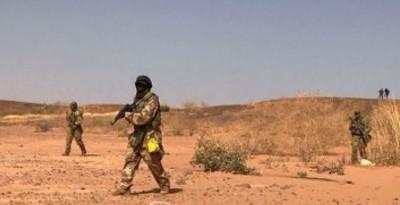 Burkina Faso: 80 terroristes neutralisés et sept  militaires tués à Arbinda