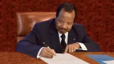 Cameroun: Crise anglophone, le statut spécial des régions anglophones est effectif