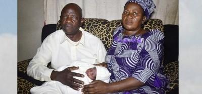 Nigeria: Elle accouche son premier bébé après 13 ans sans menstruations et 35 ans de mariage