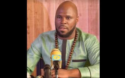 Burkina Faso: Kémi Séba condamné à deux mois de prison avec sursis