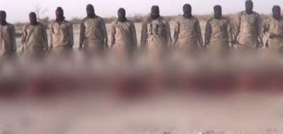 Nigeria: L' ISWAP diffuse la vidéo d'exécution de sept chrétiens
