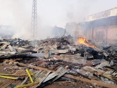 Centrafrique: A Bangui, le bilan des combats entre miliciens et commerçants monte à 30 morts au moins