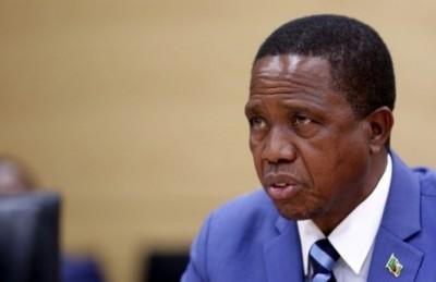 Zambie : Le Président annonce la baisse de son salaire après l'augmentation du prix de l' électricité