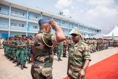Gabon: Adresse d'Ali Bongo Ondimba aux Forces de Défense et de Sécurité à l'occasion de la commémoration de la Sainte barbe
