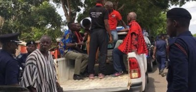 Ghana: Togoland, renvoi du procès des 18 présumés indépendantistes arrêtés à Bimbilla
