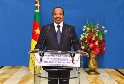 Cameroun: Vœux, Biya annonce l'avènement d'un «Cameroun nouveau» né du Grand dialogue national