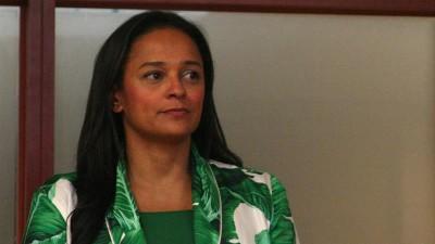 Angola: Soupçonnée de détournements,  Isabel Dos santos dénonce «des accusations politiques»