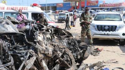 Somalie: Attentat à la voiture piégée, les services secrets soupçonnent « un pays étr...