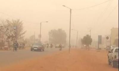 Burkina Faso: Pic de froid inhabituel à Ouagadougou où la température descend à 12°C