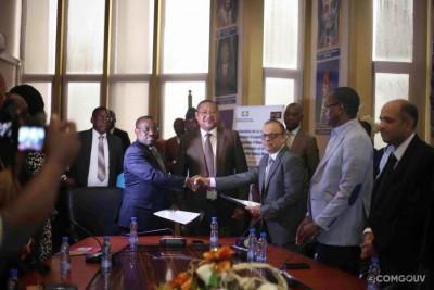 Gabon: Signature d'un contrat d'exploitation et de partage de production de manganèse entre l'État gabonais et la compagnie minière Nouvelle Gabon Mining