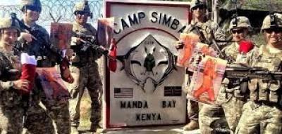 Kenya:  Trois soldats américains tués dans une attaque revendiquée par Al shabab à Lamu