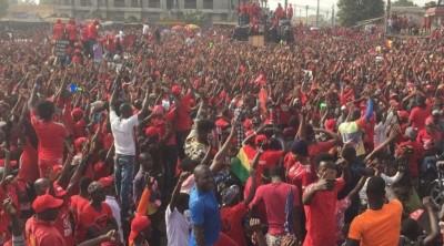 Guinée: Nouvelle mobilisation contre un troisième mandat d'Alpha Condé