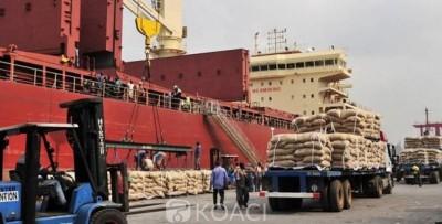 Côte d'Ivoire: Déjà 1,15 million de tonnes de cacao arrivées aux ports d'Abidjan et de San Pedro