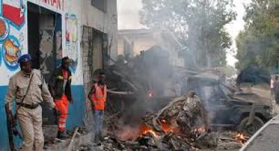 Somalie: 04 morts et 10 blessés dans une nouvelle attaque à la voiture piégée près du...