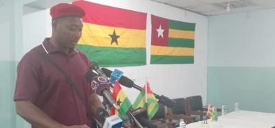 Ghana-Togo: Pour le Togo, le Mouvement Solidarité Ghana-Togo interpelle la CEDEAO