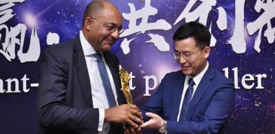 Côte d'Ivoire: Distinction, Bolloré Transport & Logistics, un partenaire de référence pour les investisseurs chinois en Côte d'Ivoire