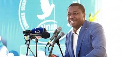 Togo: Présidentielle 2020, trois premiers soutiens pour la réélection de Faure Gnassingbé