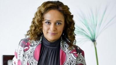 Angola: Accusations de blanchiment d'argent, le Portugal ouvre une enquête contre  Isabel dos Santos