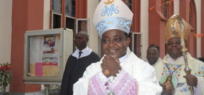 Togo: Prise de fonction et engagement de Mgr Nicodème Barrigah, le nouvel archevêque de Lomé