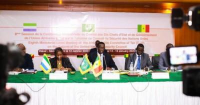 Sénégal: À Dakar, l'Afrique demande plus considération à l'ONU et exige le droit de veto au Conseil de sécurité
