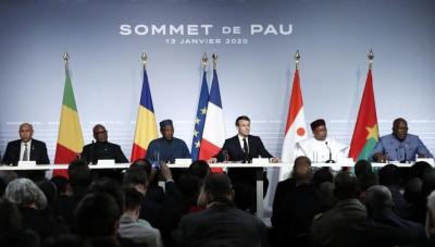 Afrique-France: G5 Sahel, Emmanuel Macron veut renforcer Barkhane avec l'envoi de 220...