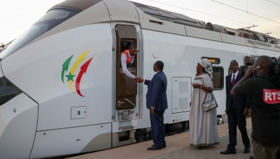 Sénégal: 12 mois après son inauguration, le TER ne roule toujours pas