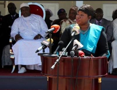 Gambie: Fatou Bensouda : « Pourquoi j'ai quitté mon poste de procureur général sous Y...