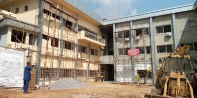 Cameroun: Infrastructures, le nouveau bâtiment du ministère de la jeunesse  sort de terre