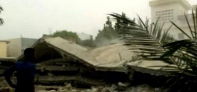 Togo: Manquement relevé sur un immeuble après son effondrement à Lomé