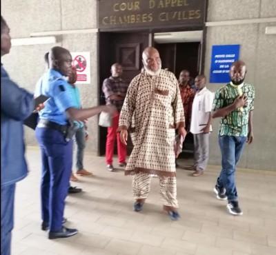 Côte d'Ivoire: Condamné pour homicide involontaire, l'affaire Dakouri rejugée est  renvoyée au 29 janvier prochain