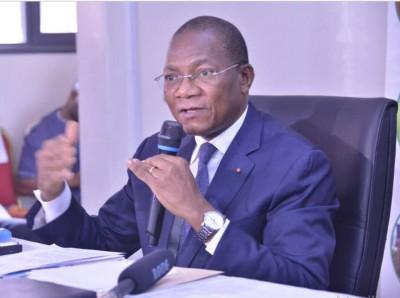 Côte d'Ivoire: « Affaire du site du 43è BIMA », Bruno koné : « L'Etat peut affecter une parcelle  et reste cependant propriétaire »