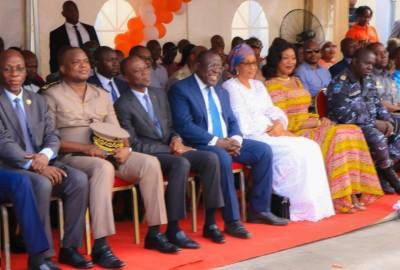 Côte d'Ivoire: Koumassi, Cissé Bacongo dote la commune d'une nouvelle gare communale « Yaya Fofana » équipée de caméra de surveillance