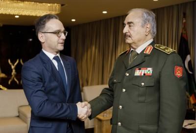 Libye: Le Maréchal Khalifa Haftar «prêt à participer» à la conférence de Berlin