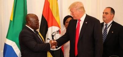 Ghana: Levée des restrictions de visa des USA contre le Ghana