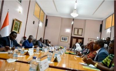 Côte d'Ivoire : Dialogue avec l'opposition, Gon : « Nous avons le privilège d'apporter notre pierre à l'écriture d'une nouvelle page »