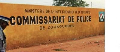 Côte d'Ivoire: Zoukougbeu, des individus « impliqués » dans plusieurs braquages et re...