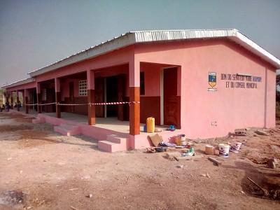 Côte d'Ivoire: Diabo, malgré son budget insatisfaisant, la municipalité offre deux bâ...