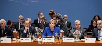 Libye: Accord trouvé sur un embargo sur les armes à Berlin,les deux frères «ennemis»...