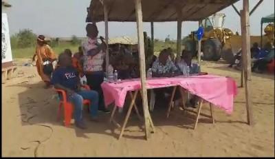 Côte d'Ivoire: Litige foncier sur la forêt déclassée d'Abouabou (Port Bouët), les acq...