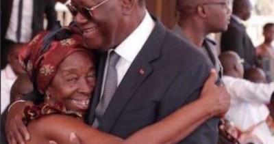 Côte d'Ivoire: Décès d'Allah Thérèse, Ouattara depuis Londres: « La Côte d'Ivoire vient de perdre une grande Dame »