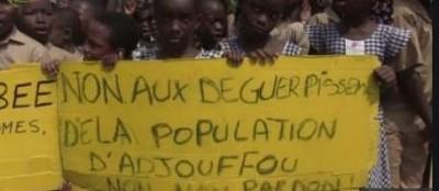 Côte d'Ivoire : Le déguerpissement des populations du quartier Adjouffou n'a pas eu lieu ce lundi