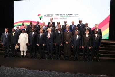 Côte d'Ivoire-UK: Alassane Ouattara prend part à l'ouverture du Sommet Royaume-Uni – Afrique sur l'Investissement