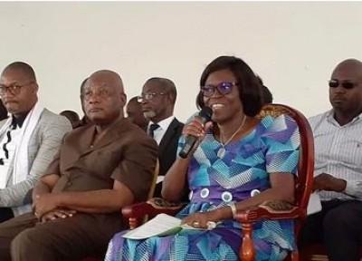 Côte d'Ivoire: Simone Gbagbo : « Le temps est arrivé de faire du FPI un parti fécond...